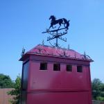 Флюгер лошадка