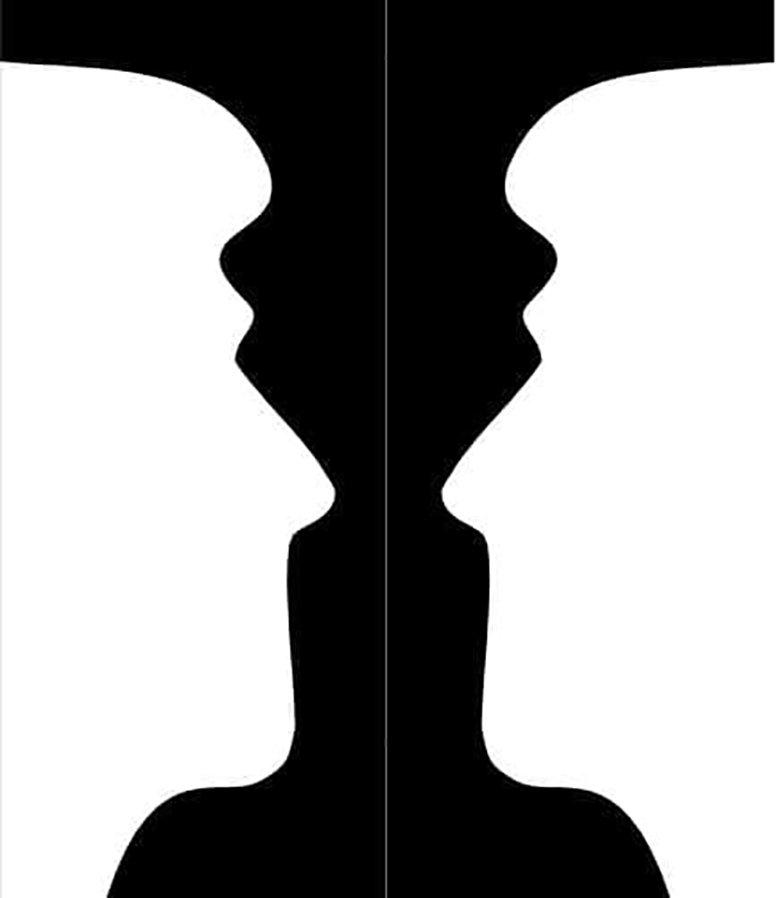 Лица или Ваза